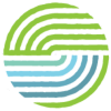 waste free earth logomark