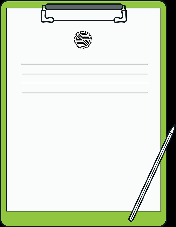 clipboard illustration