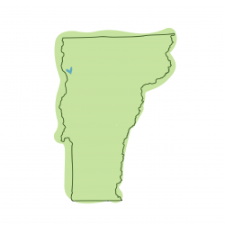 illustration of Vermont